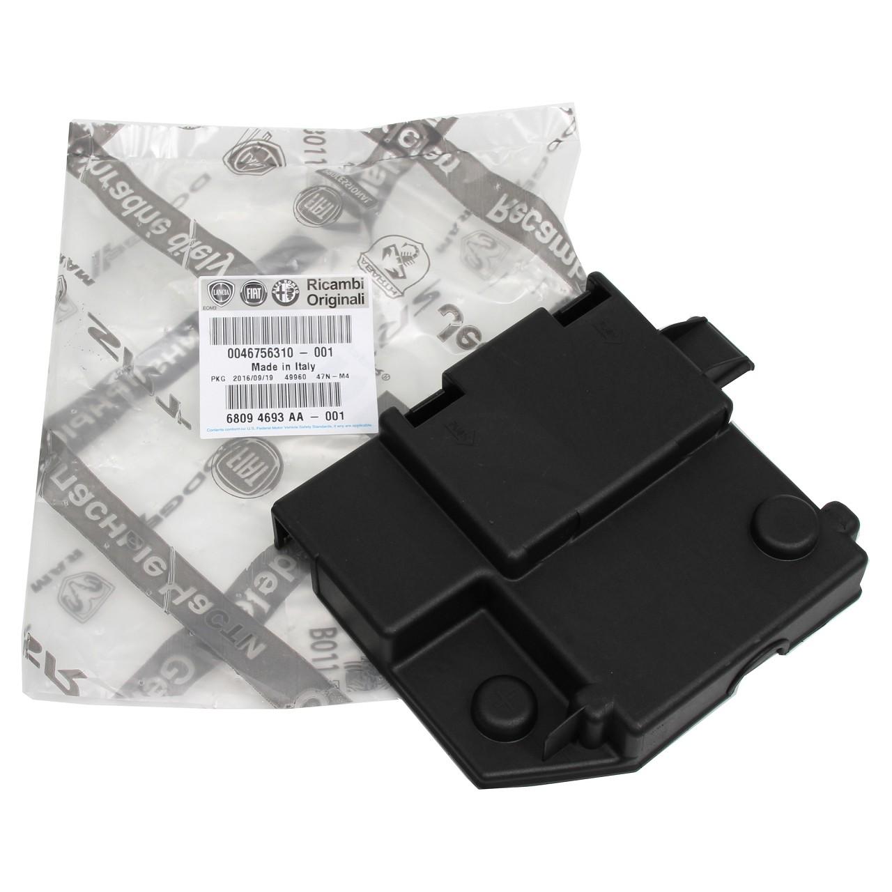 ORIGINAL Fiat Deckel Batteriekasten Batterieabdeckung PLUS POL 46756310