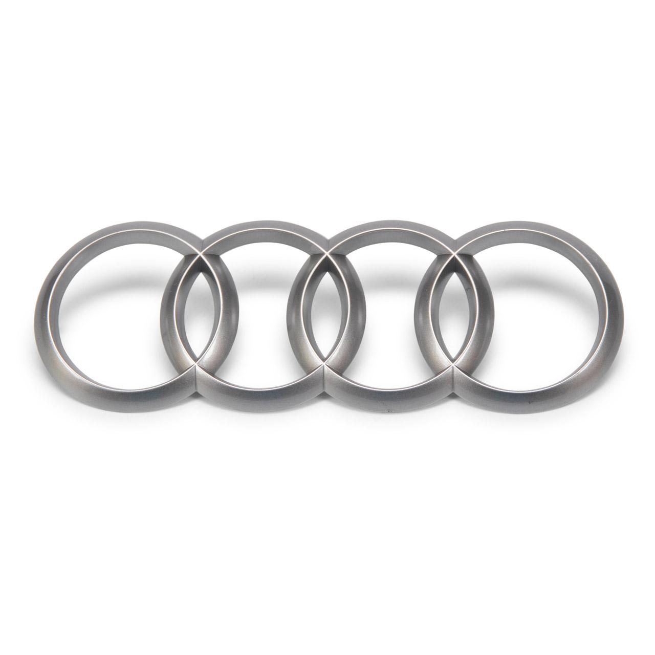 ORIGINAL Audi Emblem Ringe Logo A1 A3 A4 A5 A6 A7 A8 Q3 Q5 Q7 4H0103940A
