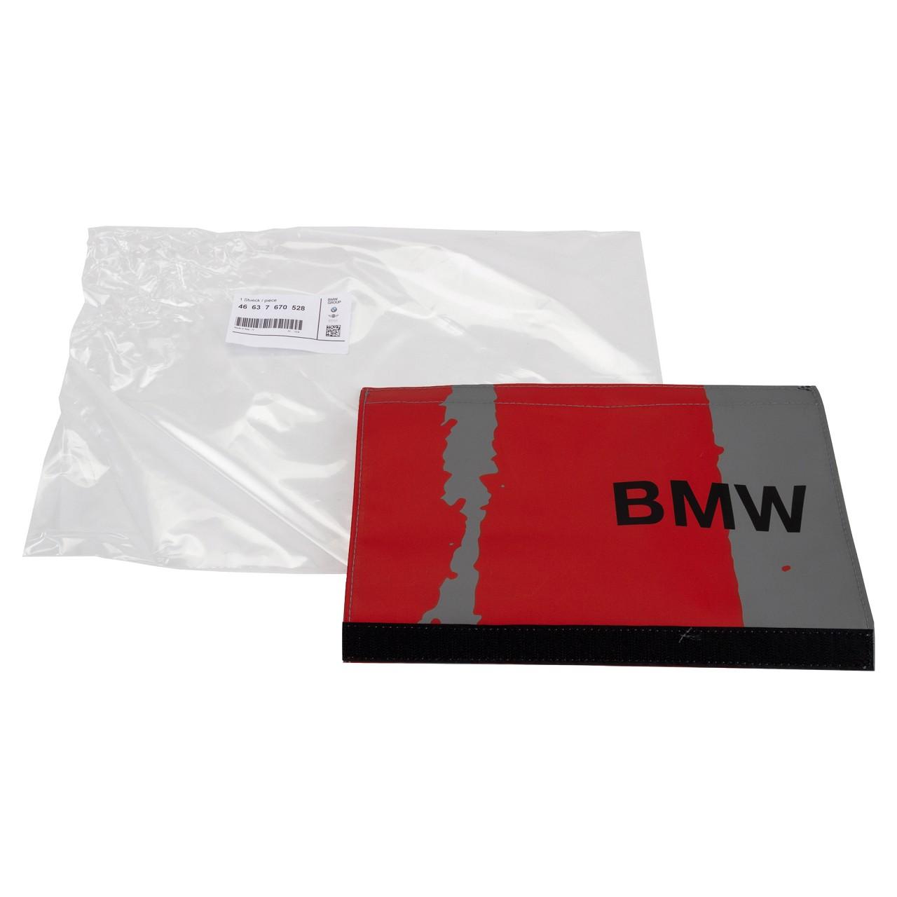 ORIGINAL BMW Abdeckung Lenkerschutz Prallschutz R 1150 GS Adventure 46637670528