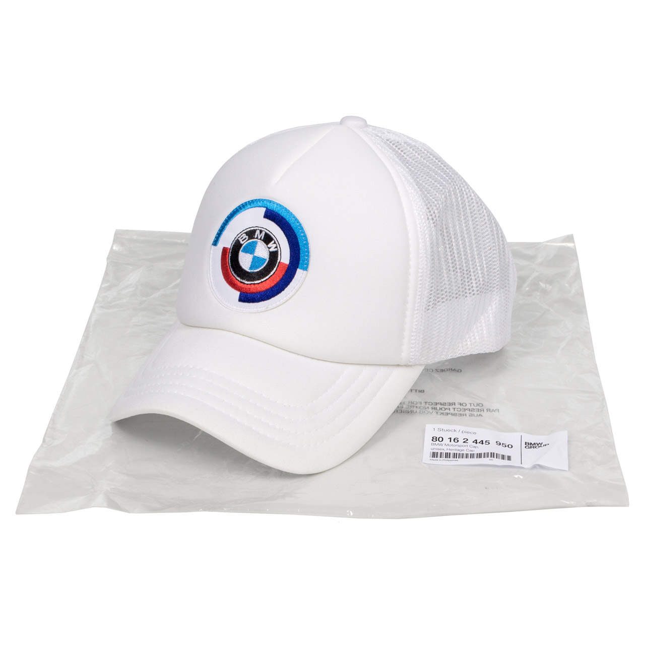 ORIGINAL BMW Collectors Baseball Cap Basecap Kappe Mütze UNISEX 80162445950