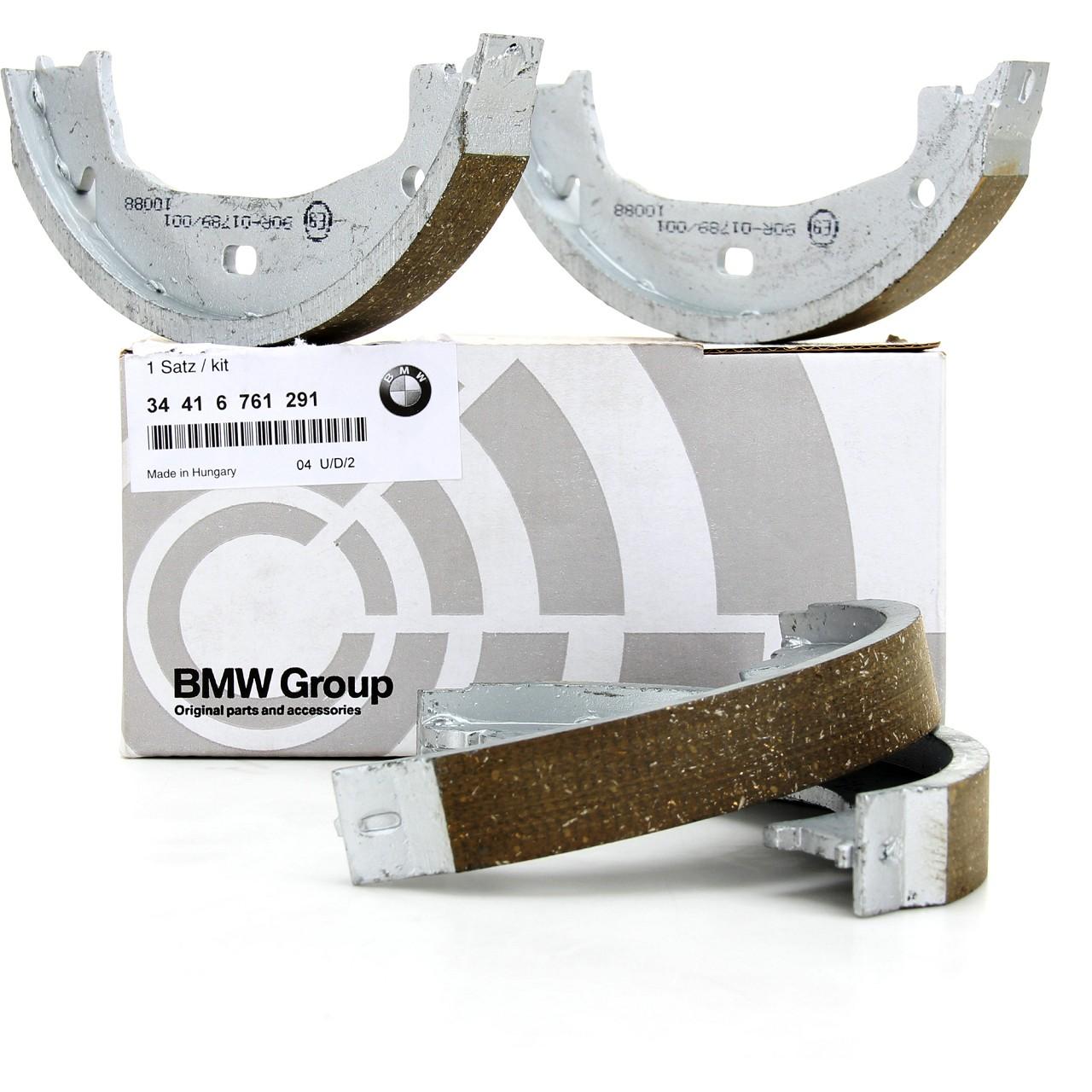 ORIGINAL BMW Bremsbacken Satz E81-E88 F20-23 E46 E90-E93 F30-36 X1 Z4 hinten
