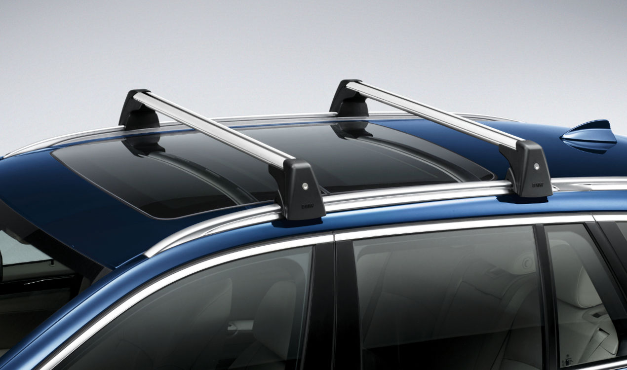 ORIGINAL BMW Dachträger Grundträger 5er F11 / 5er G31 TOURING 82712347755