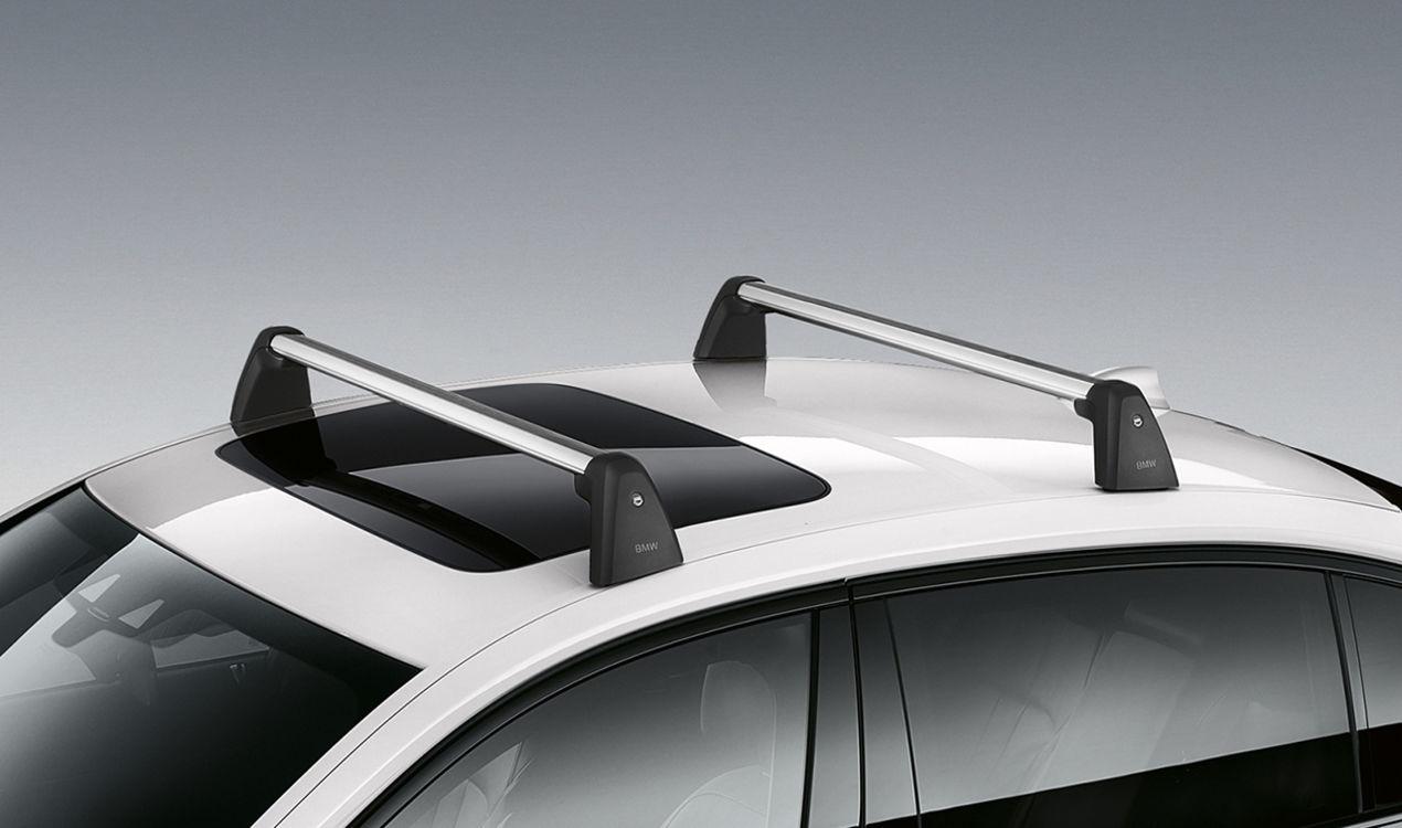 ORIGINAL BMW Dachträger Grundträger Relingträger X1 (F48) 82712350126