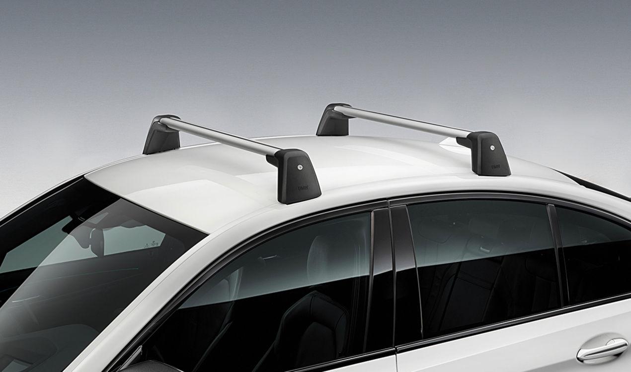 ORIGINAL BMW Dachträger Grundträger 82712360951 für 5er G30 F90 LIMOUSINE