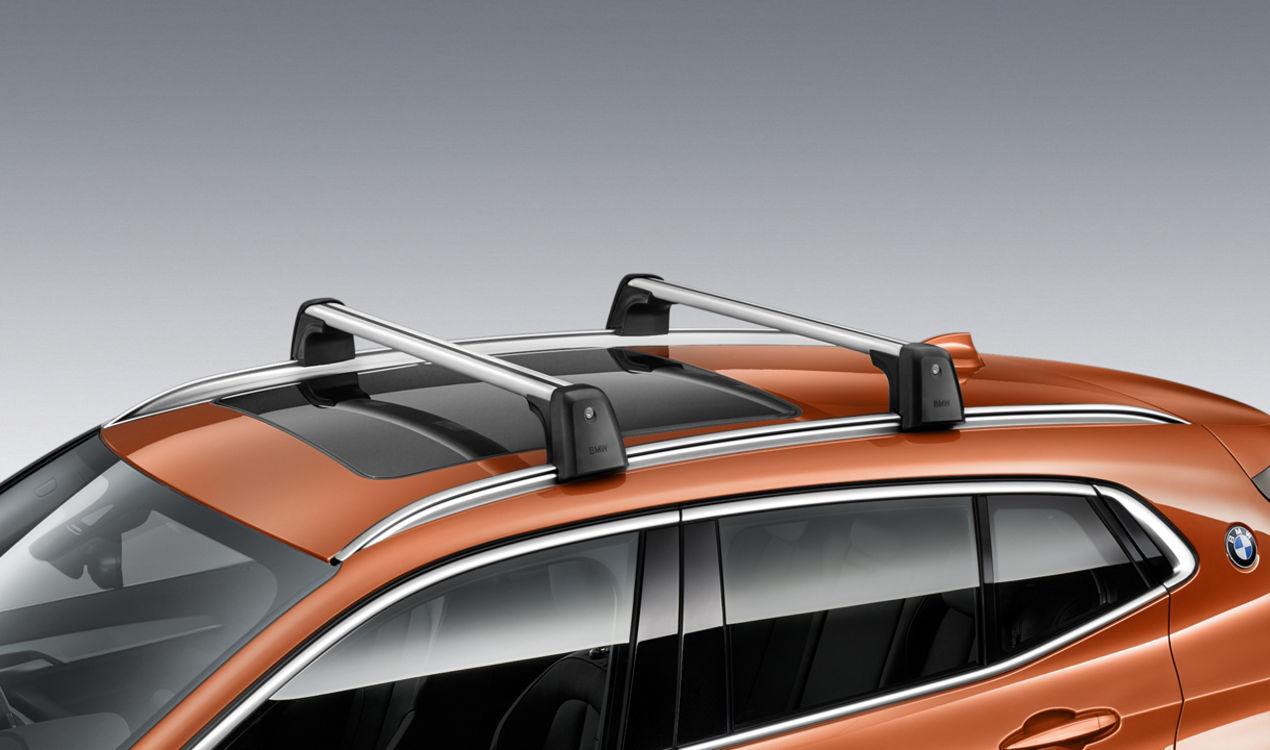 ORIGINAL BMW Dachträger Grundträger Relingträger X2 F39 82712444243
