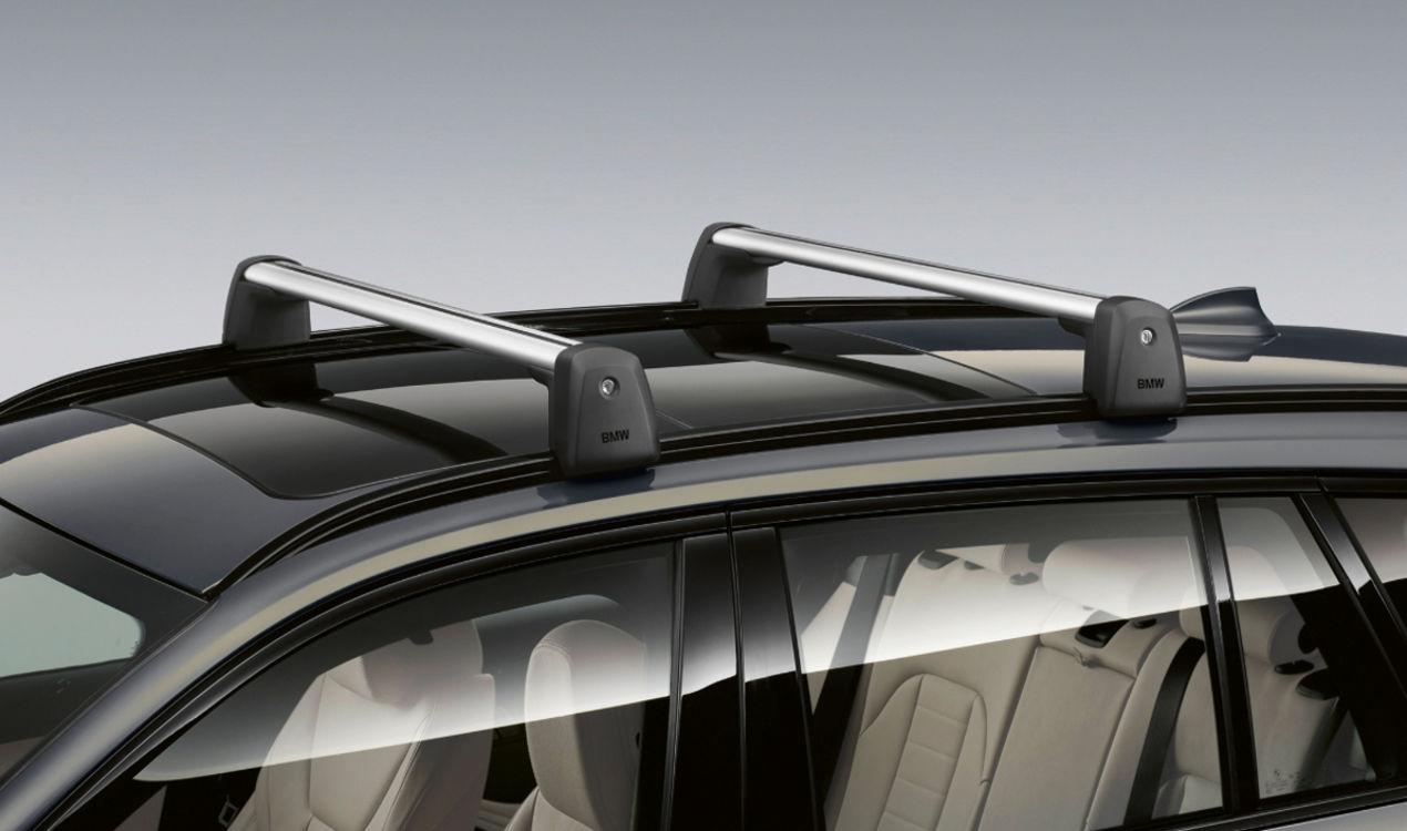 ORIGINAL BMW Dachträger Grundträger Relingträger 3er G21 TOURING 82712444245