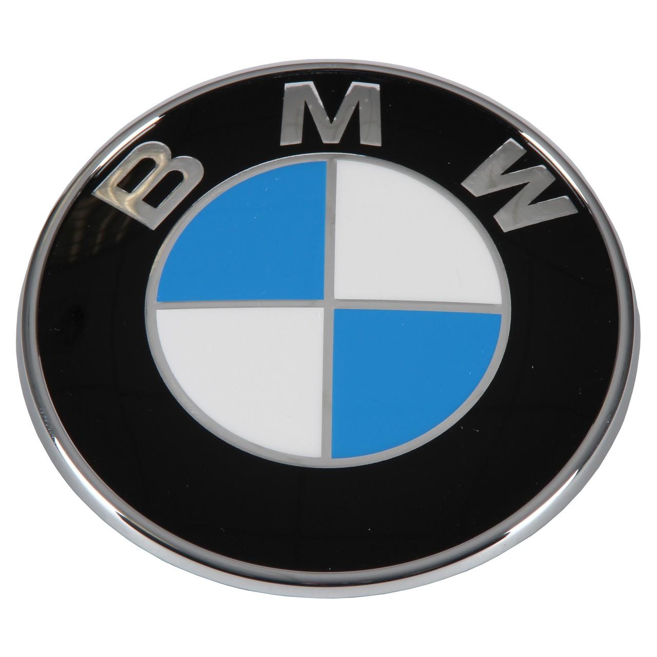 ORIGINAL BMW Emblem Plakette Logo Heckklappe 51147146051 für er COUPE E92