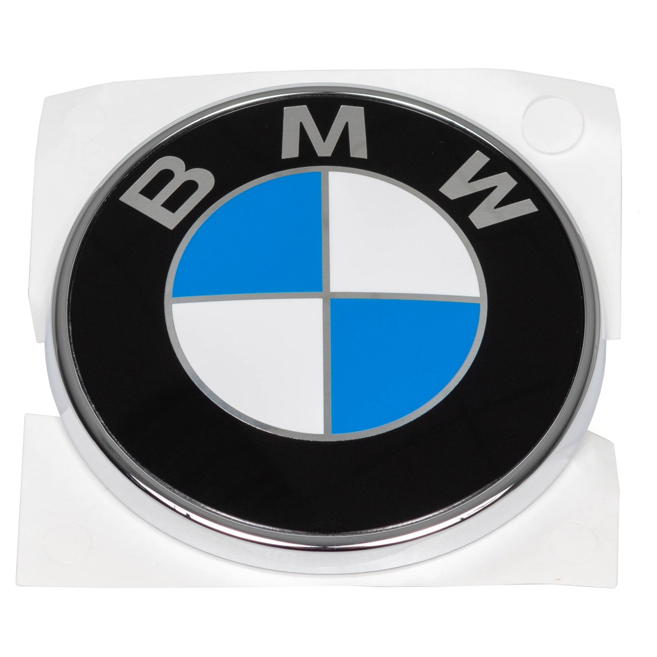 ORIGINAL BMW Emblem Plakette Logo Heckklappe 1er E82 E88 51147166445