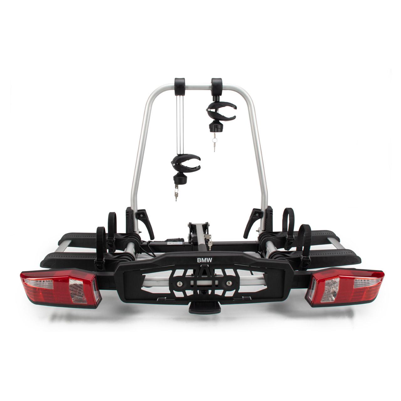 ORIGINAL BMW Pro 2.0 Fahrradheckträger Kupplungsträger für 2 Räder 82722287886