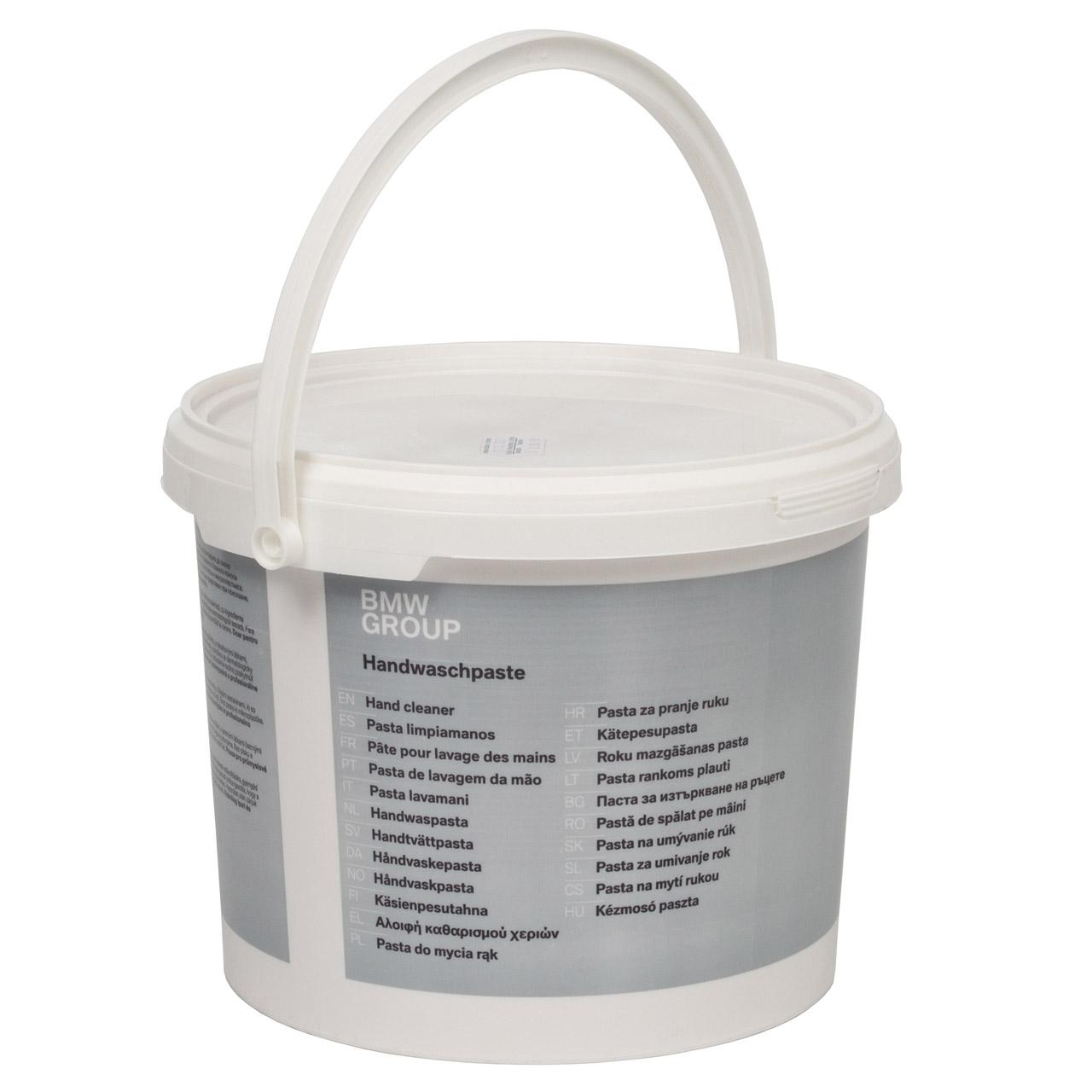 ORIGINAL BMW Handwaschpaste Handseife Handreiniger Seife 5 Liter 83195A04C59