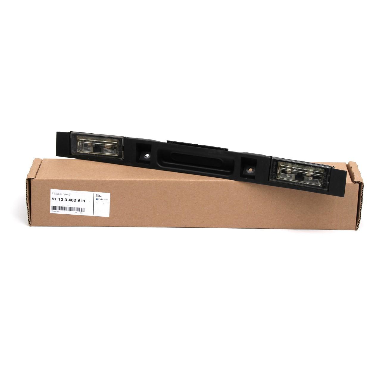 ORIGINAL BMW Heckklappengriff Griffleiste Taster 51133403611 für X3 E83