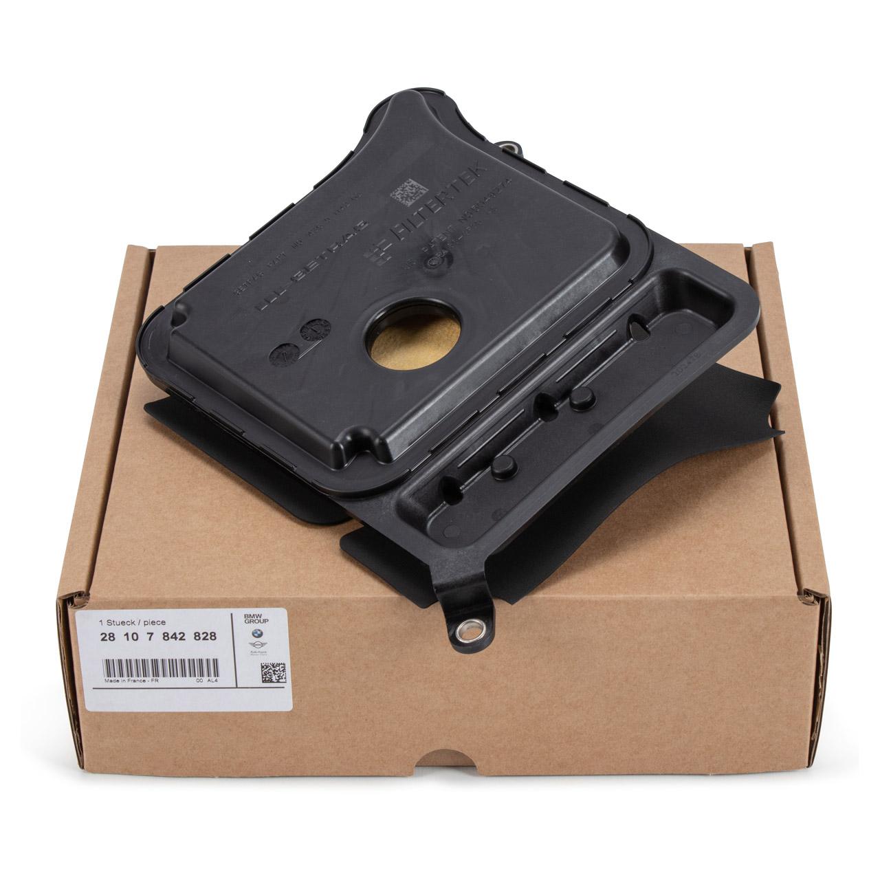 ORIGINAL BMW Hydraulikfilter Automatikgetriebe GS7D36SG 7 Gang E88 E82 E90 E93 28107842828