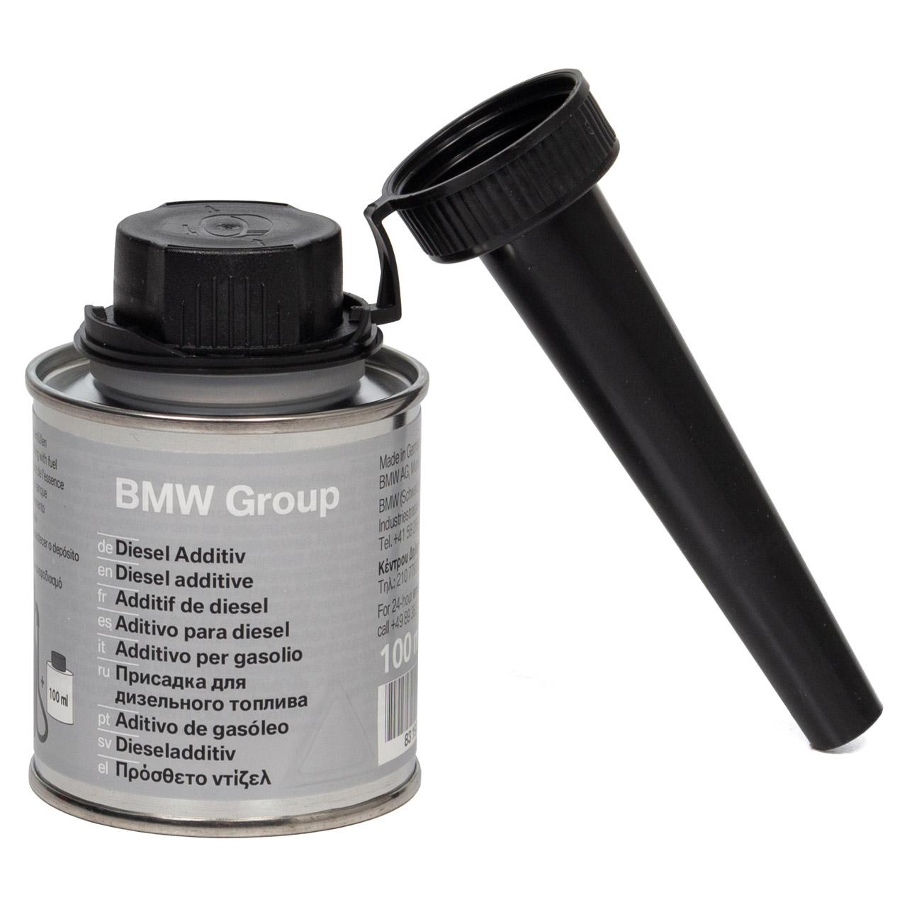 ORIGINAL BMW Kraftstoffadditiv Diesel-Additiv Zusatz 100ml 83192296922