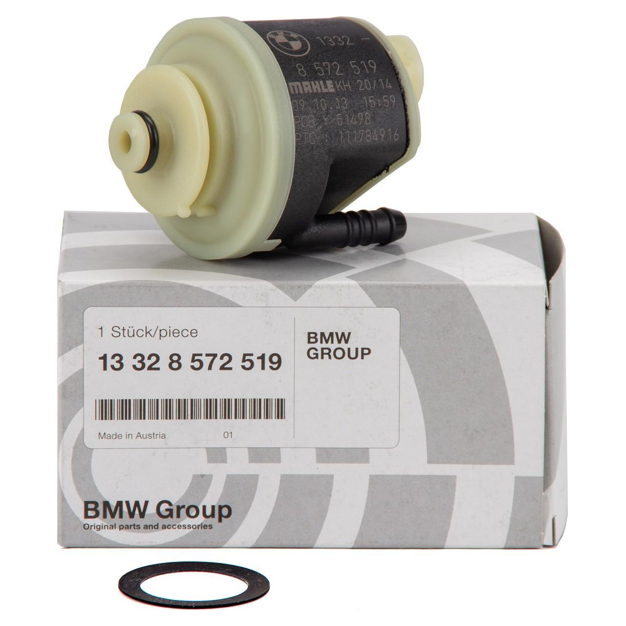 ORIGINAL BMW Kraftstoffwärmer 5er F10 F11 535d 7er F01-04 740d 13328572519