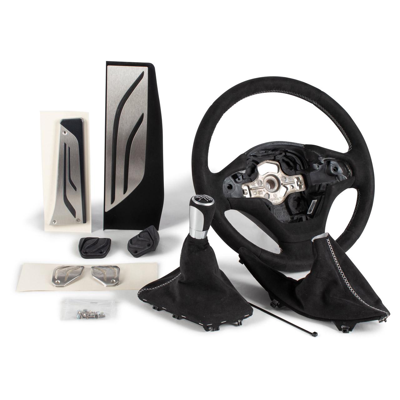 ORIGINAL BMW M Performance Starter Kit Alcantara 3er F30 F31 F34 51952353309