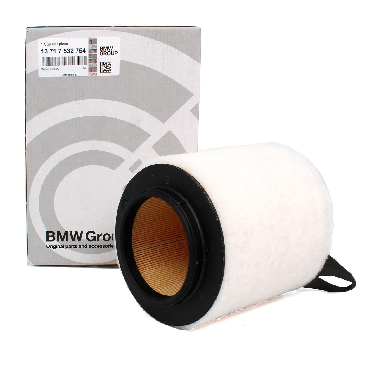 ORIGINAL BMW Luftfilter E81 E87 E88 E82 E90 E93 E92 E91 X1 E84 13717532754