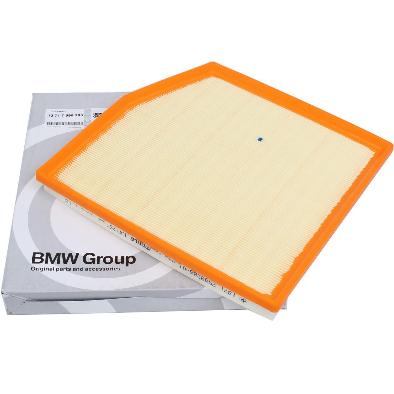 ORIGINAL BMW Luftfilter E88 E82 135i E90 E3 E92 E91 335i 13717599285