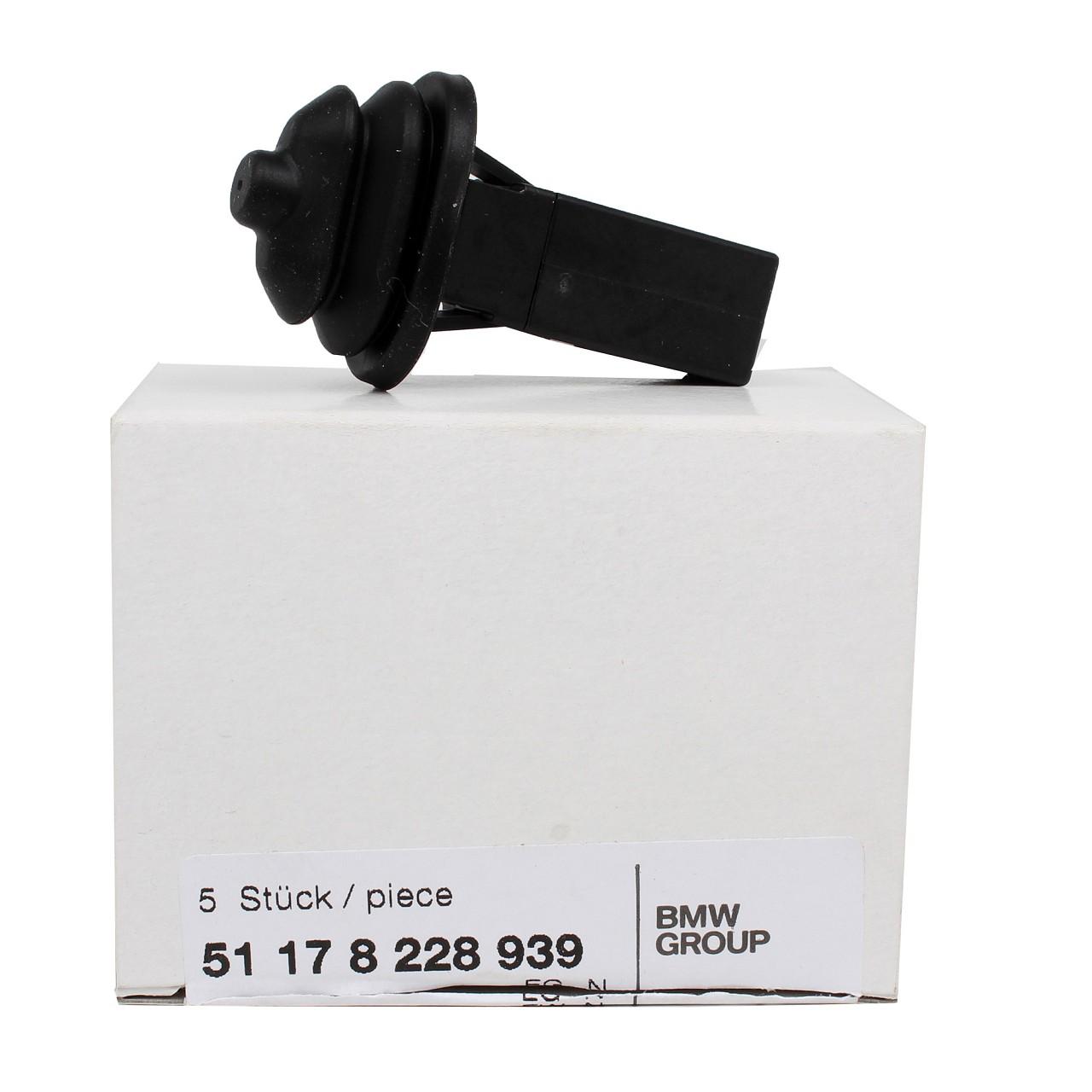 ORIGINAL BMW Anschlagpuffer für Tankdeckel mit Auswerfer 1er 3er 51178228939