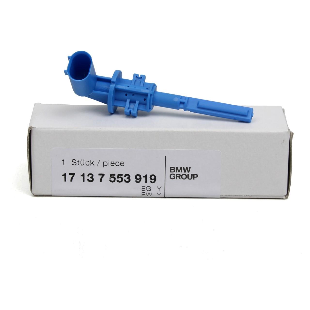 ORIGINAL BMW Sensor Kühlmittelstand Kühlwasserstand 17137553919
