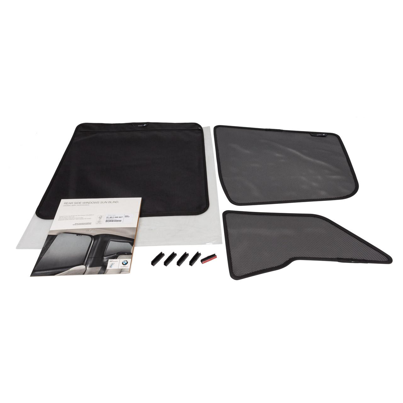 ORIGINAL BMW Sonnenschutz Seitenscheiben i3 (I01) hinten 2349827 51462349827