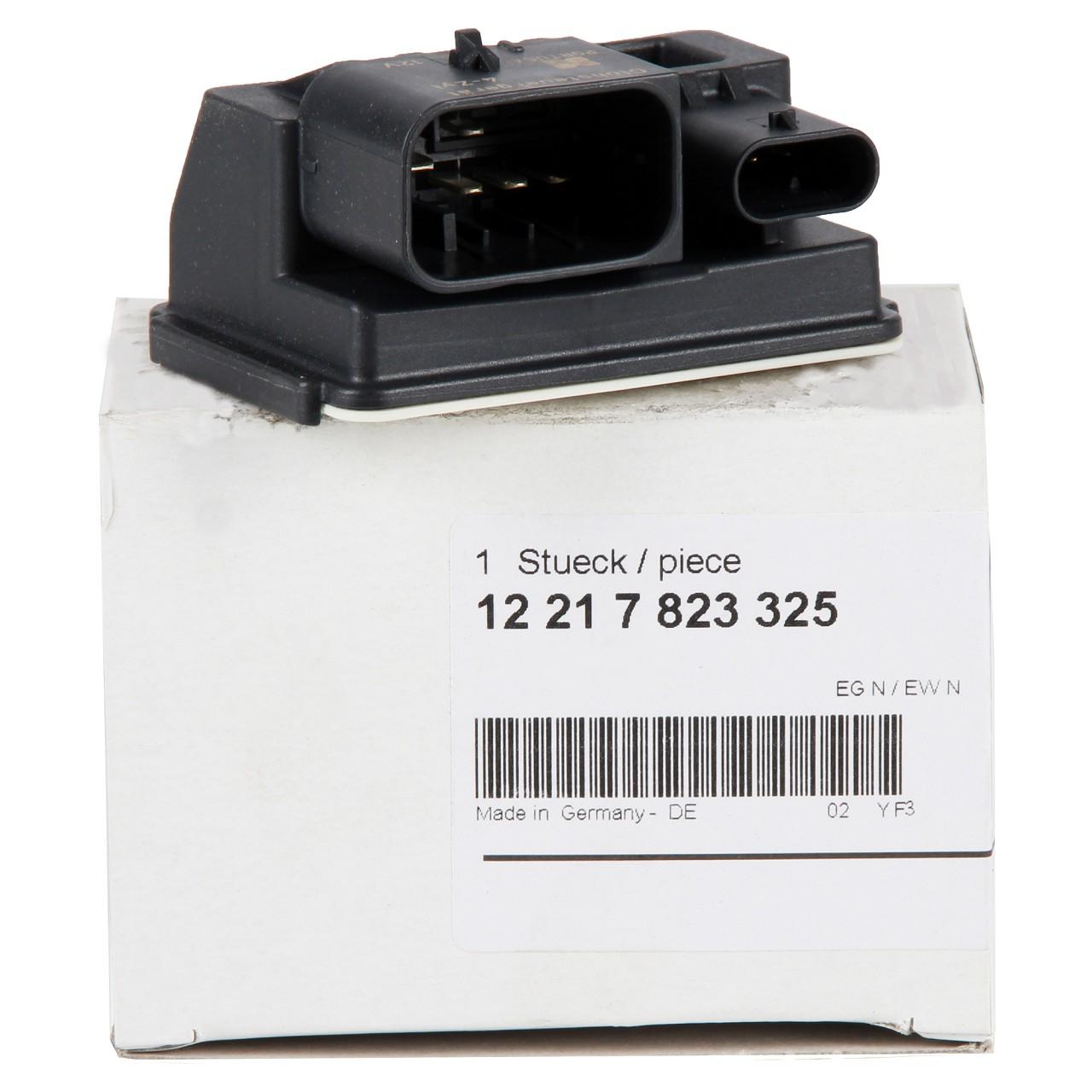 ORIGINAL MINI Steuergerät Glühzeit Glühkerzen R56 CABRIO 1.6 & 2.0 D 12217823325