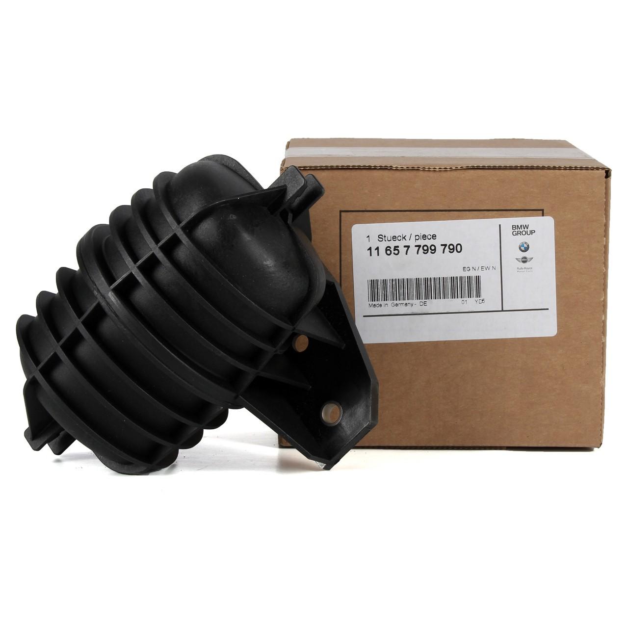 ORIGINAL BMW Unterdruckdose Unterdruckbehälter Druckbehälter 11657799790