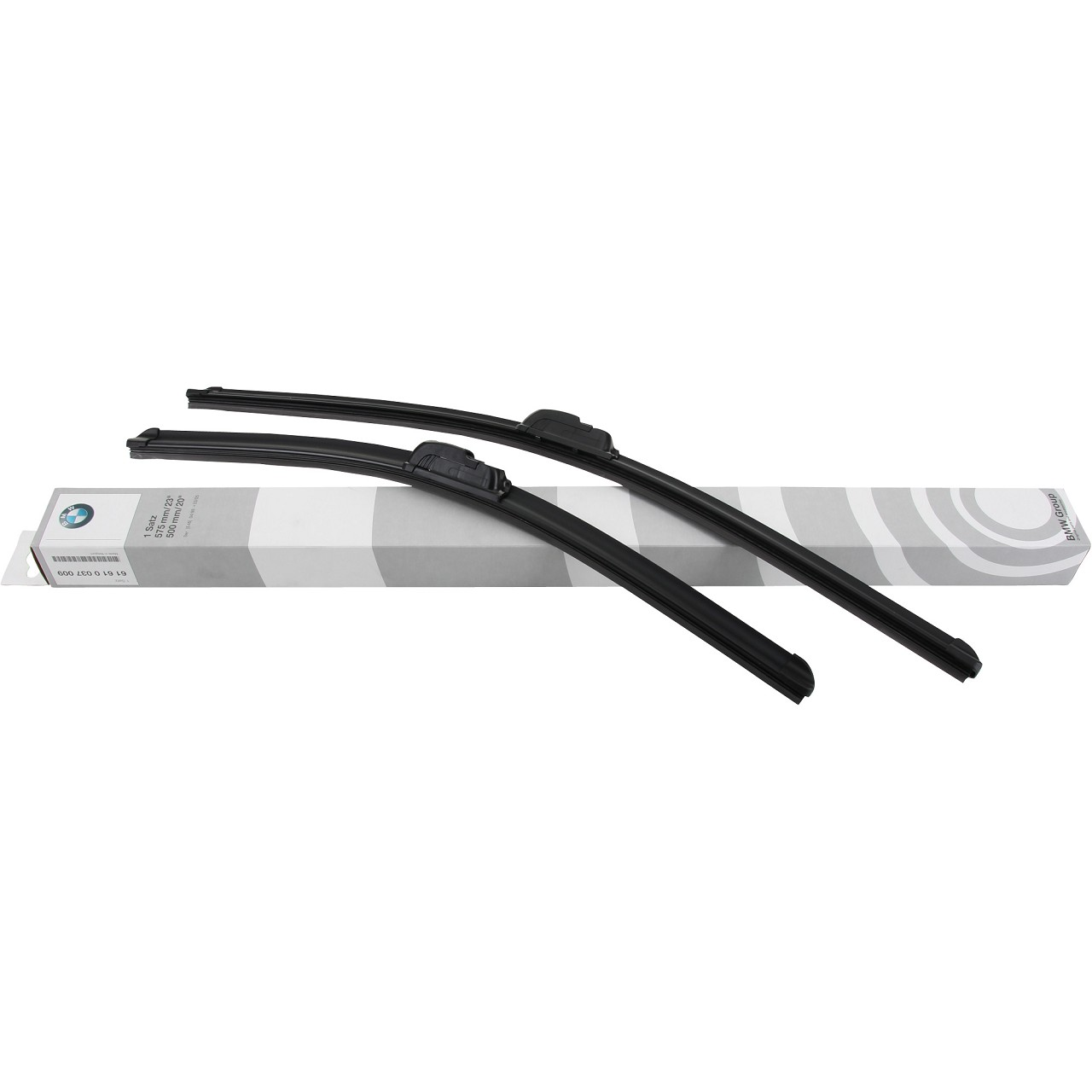 ORIGINAL BMW Scheibenwischer Wischerblätter Flex Satz 3er E46 vorne 61610037009