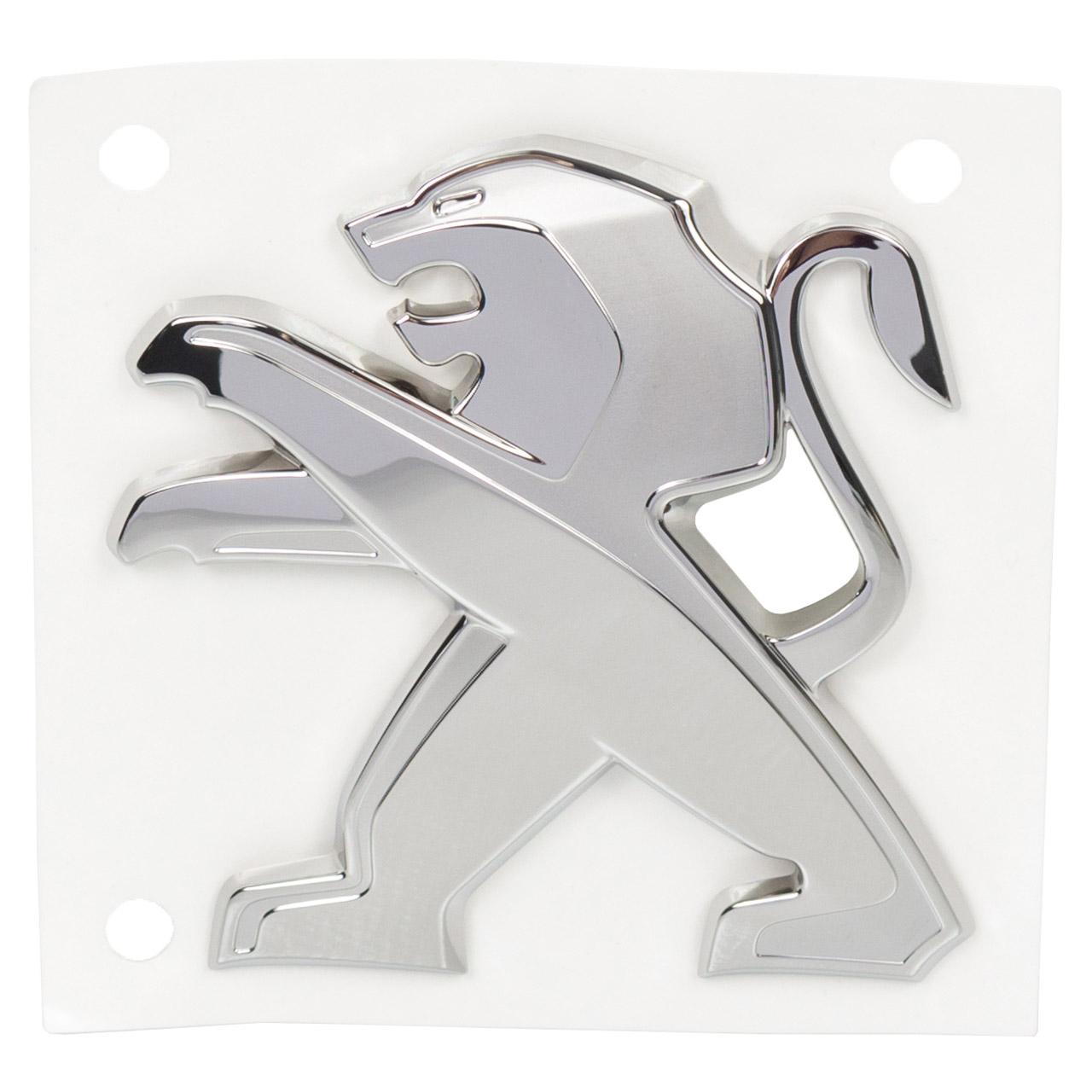 ORIGINAL Peugeot Emblem Logo Schriftzug Heckklappe 508 II 508 SW II 98361548DX