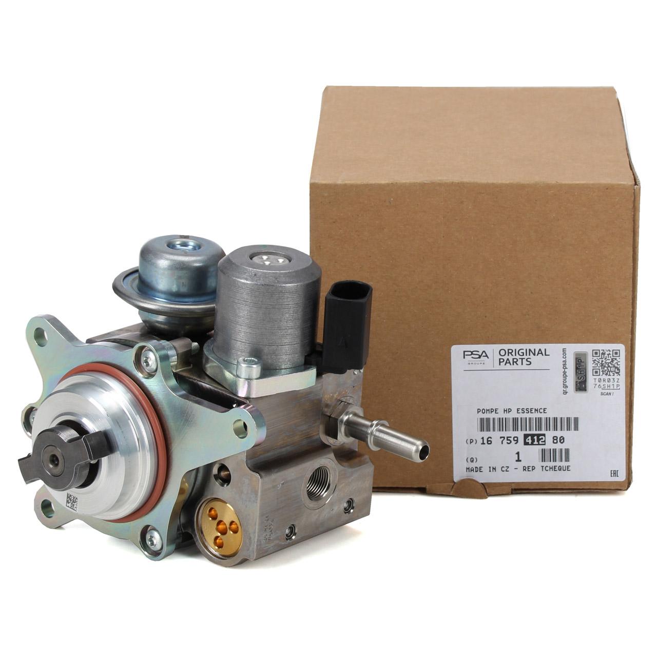 ORIGINAL PSA Kraftstoffpumpe Benzinpumpe C4 C5 207 308 508 1.6 THP 1675941280