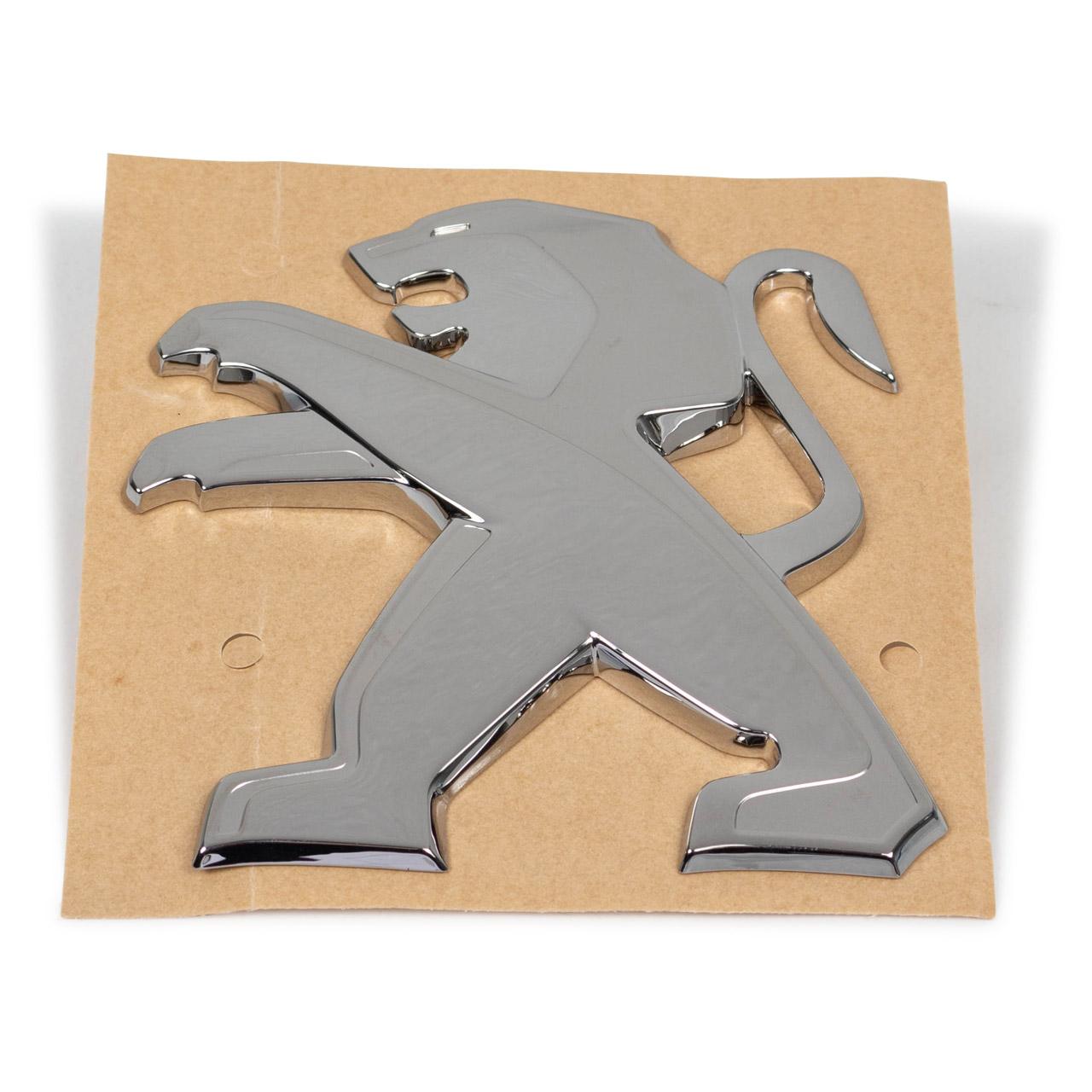 ORIGINAL Peugeot Emblem Logo Kühlergrill 2008 1 Facelift 308 2 98153730DX