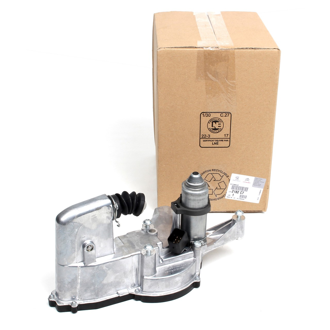 ORIGINAL Citroen Peugeot Nehmerzylinder C2 C3 I II DS3 NEMO 1007 207 208 2182 C7