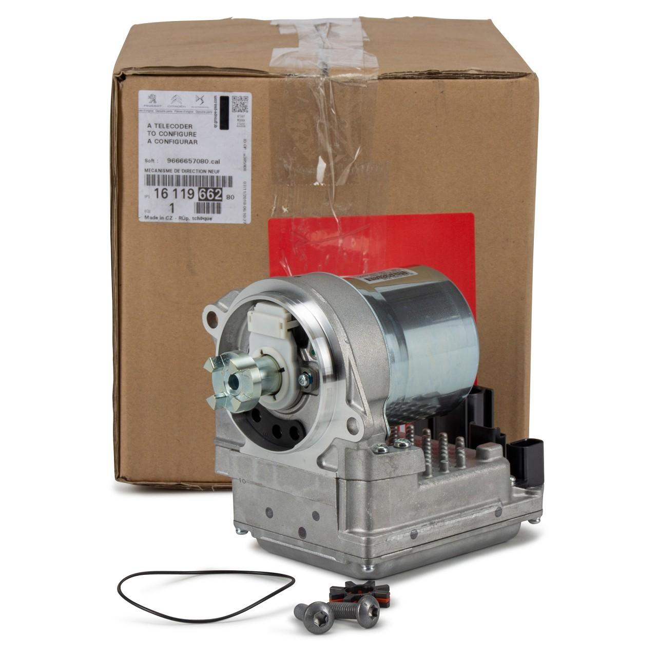 ORIGINAL Citroen Steuergerät Servolenkung Lenkgetriebe C3 PICASSO 1611966280