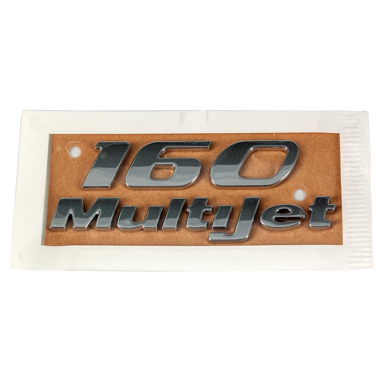 ORIGINAL Fiat Emblem Logo Plakette DUCATO (250_ 290_) 160 MULTIJET 1356395080
