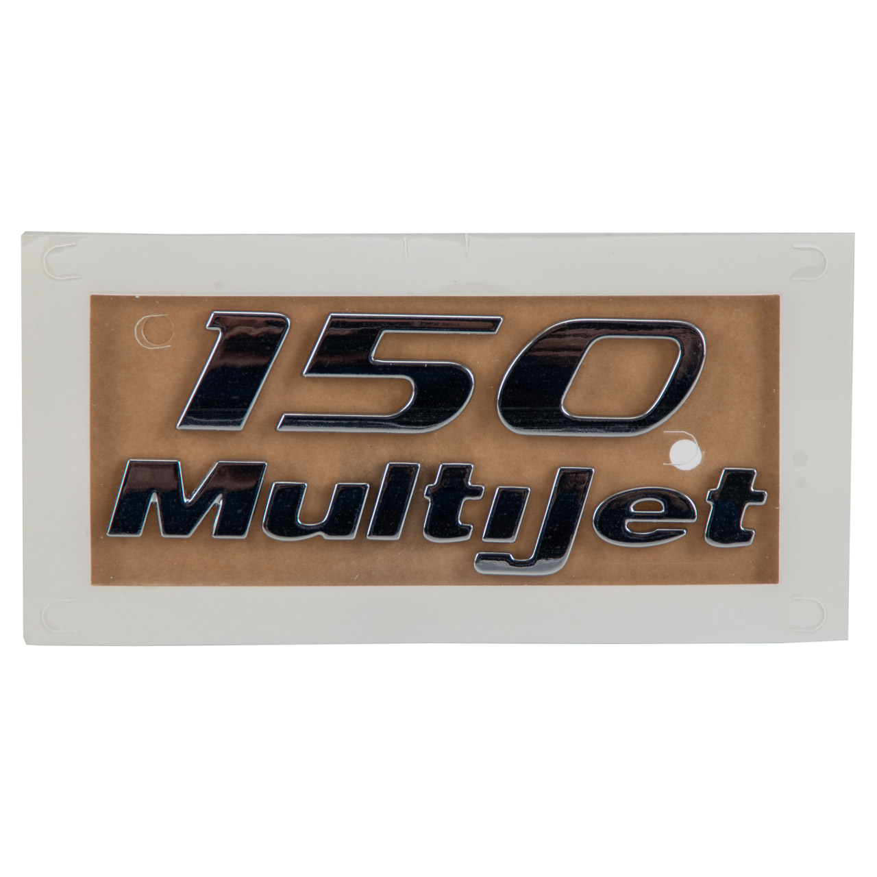 ORIGINAL Fiat Emblem Logo Plakette DUCATO (250_ 290_) 150 MULTIJET 1365411080