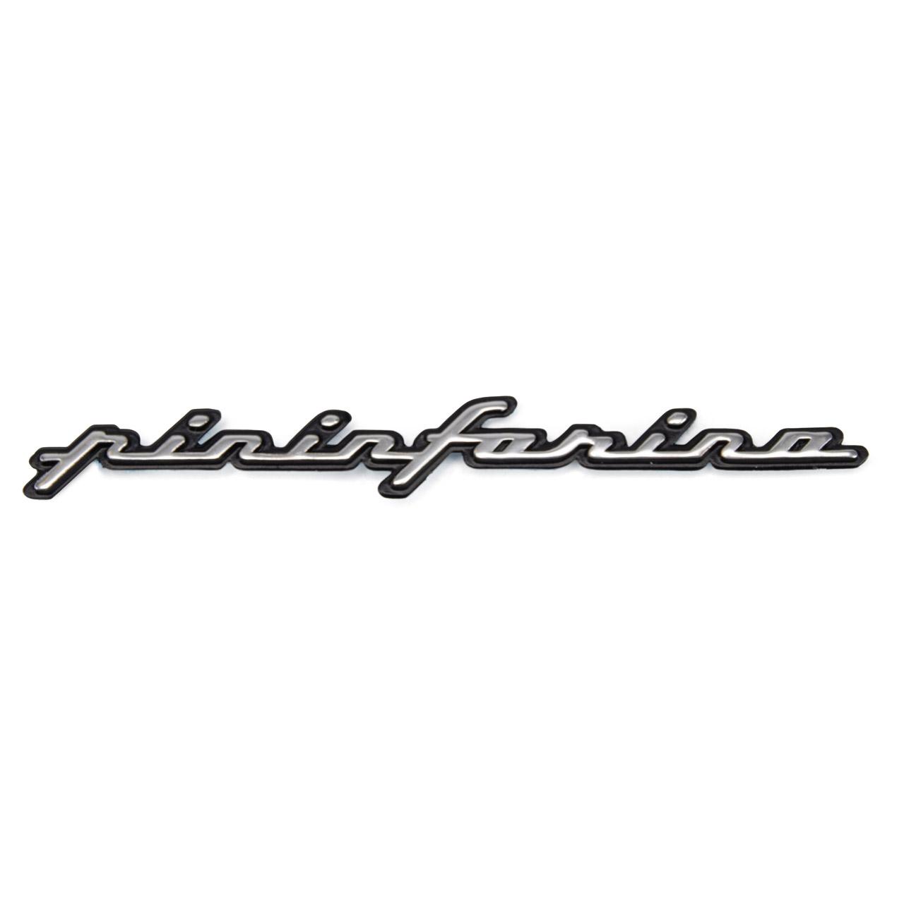 ORIGINAL Alfa Romeo Emblem Schriftzug GTV (916_) SPIDER 60676919 PININFARINA