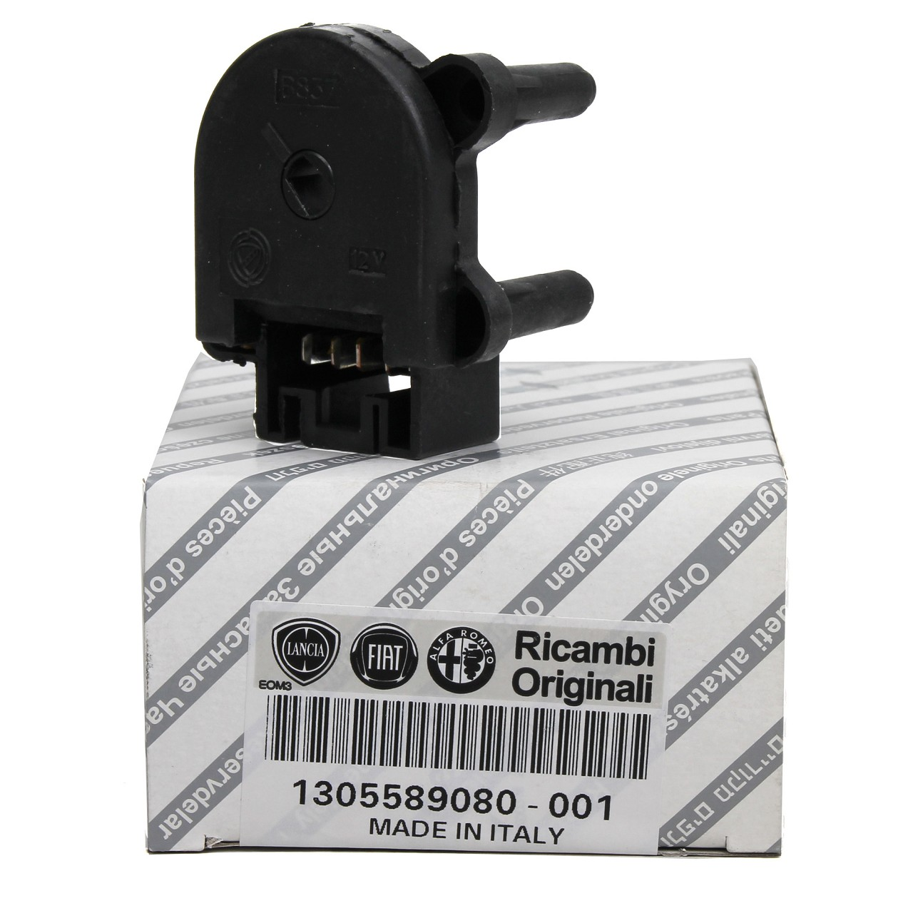 ORIGINAL Fiat Gebläseregler Gebläseschalter 1305589080 für DUCATO (230_) (244_)