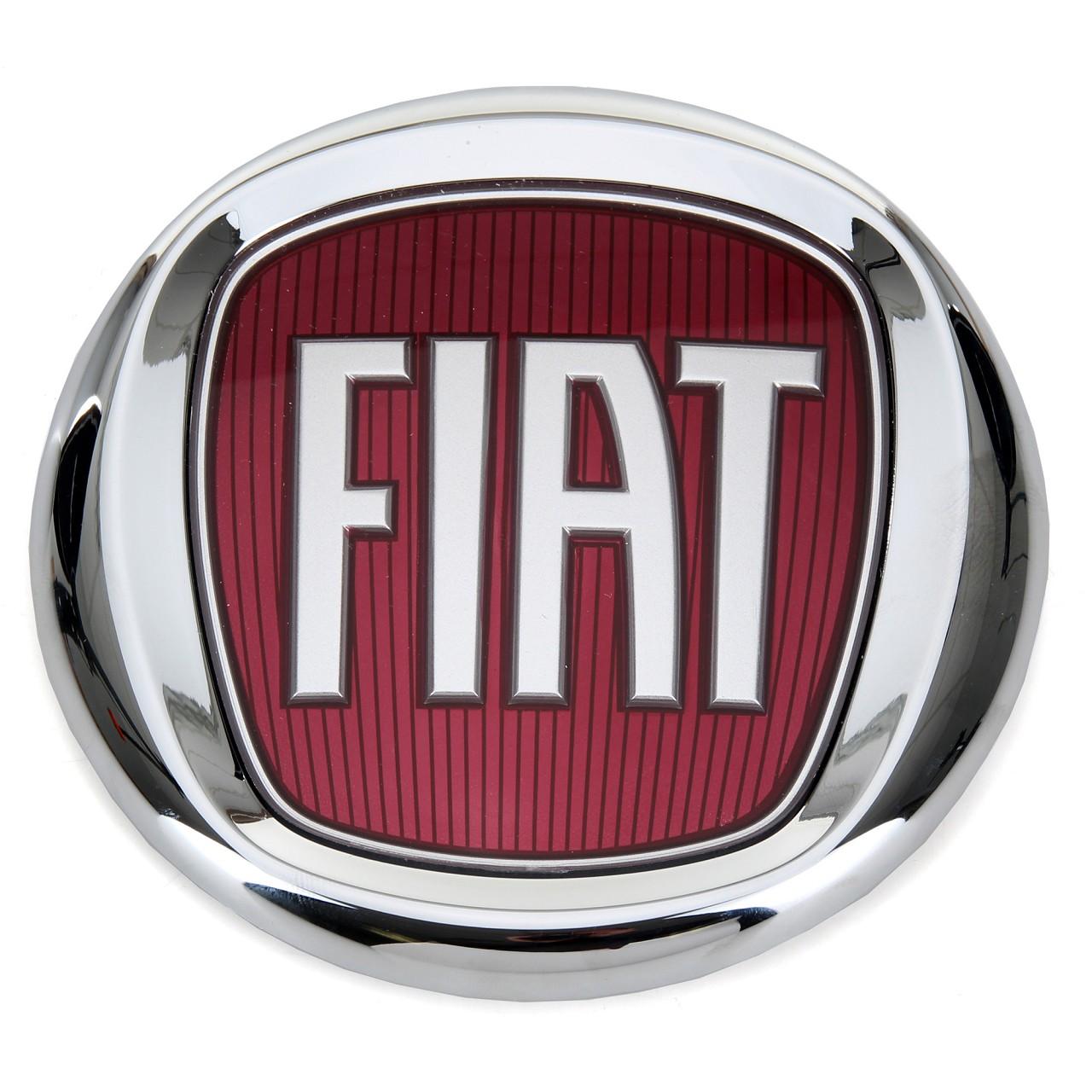 ORIGINAL Fiat Emblem Logo DOBLO (152 263) DUCATO (250 290) hinten 735578731