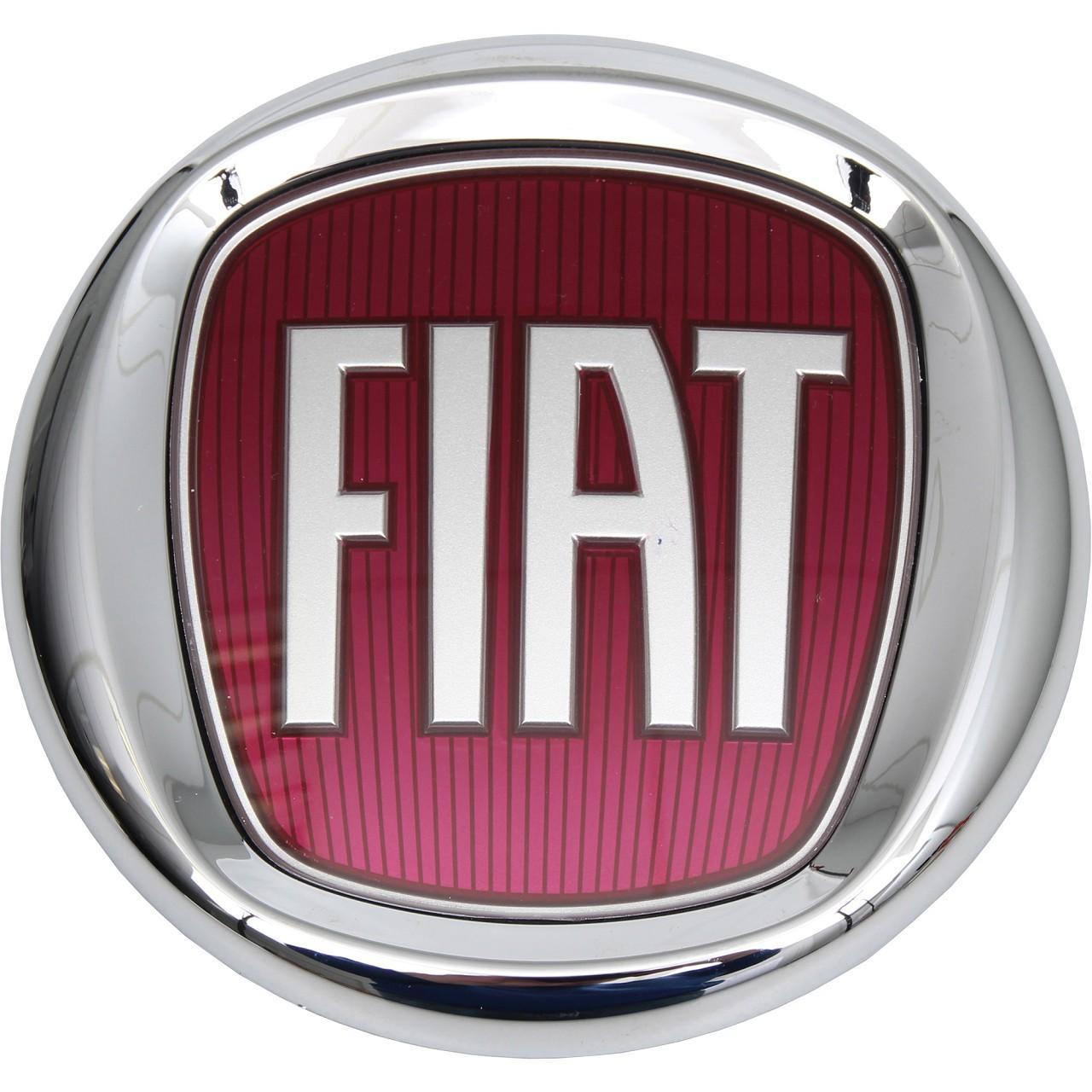 Original FIAT Emblem Zierstück Logo Zeichen 735456780 735578621 für DOBLO DUCATO
