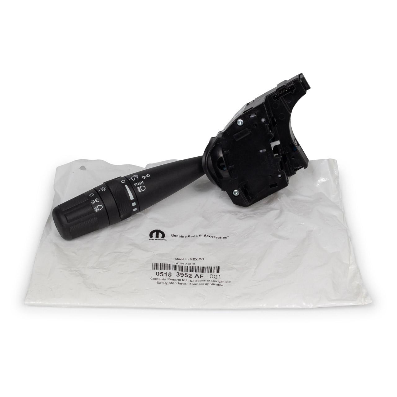 ORIGINAL MOPAR Lenkstockschalter Blinkerschalter DODGE JEEP CHEROKEE 05183952AF