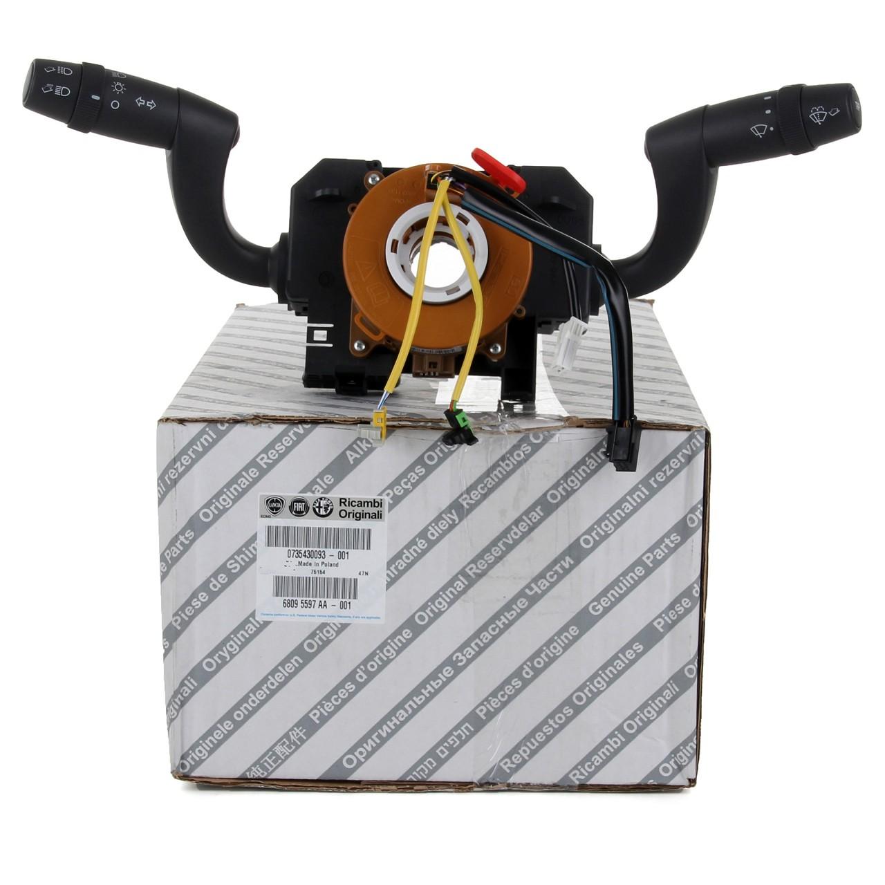 ORIGINAL Fiat Lenkstockschalter Ducato (250_, 290_) bis 07.2008 735430093