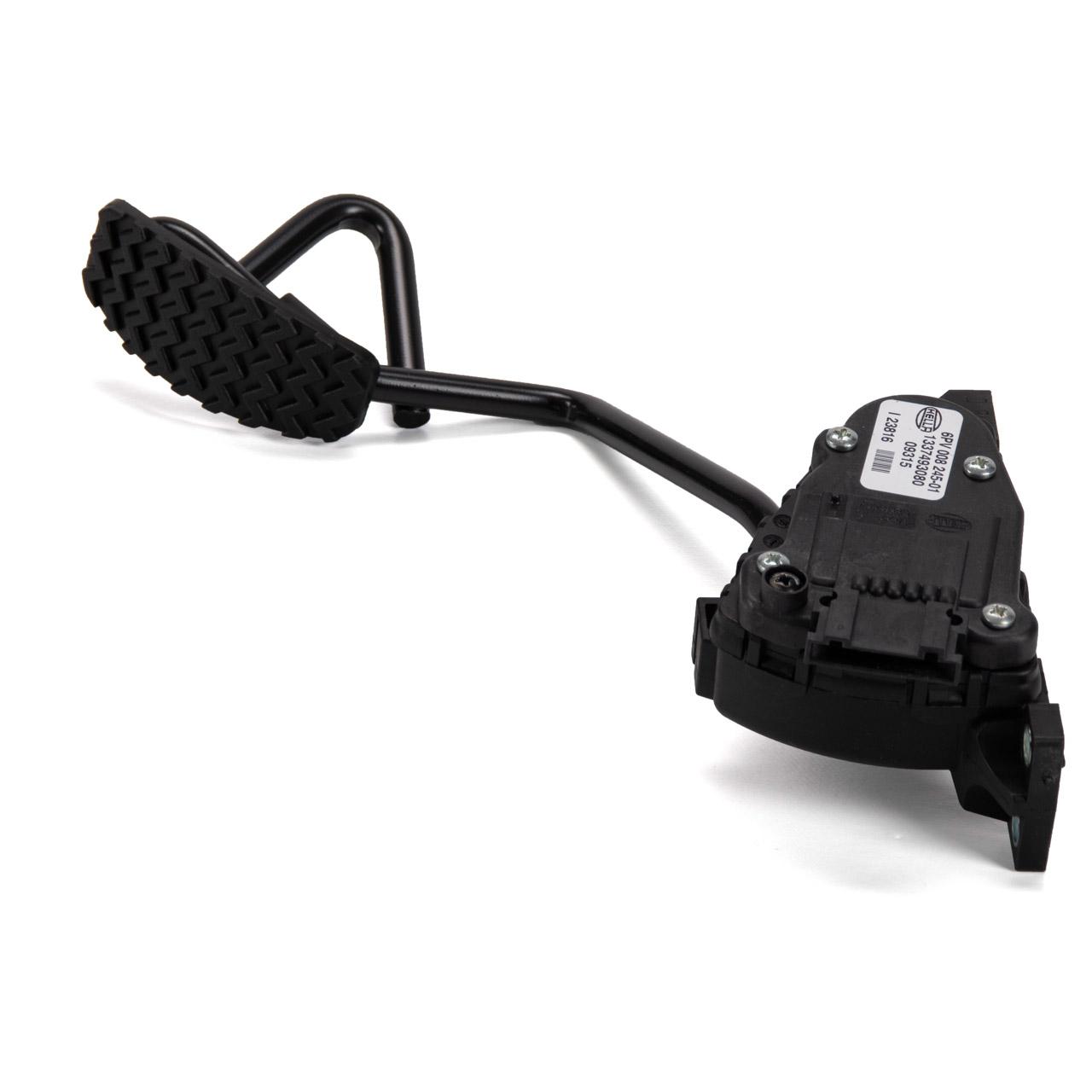 ORIGINAL Fiat Fahrpedal Gaspedal Pedal elektrisch DUCATO (230 240) 1337493080