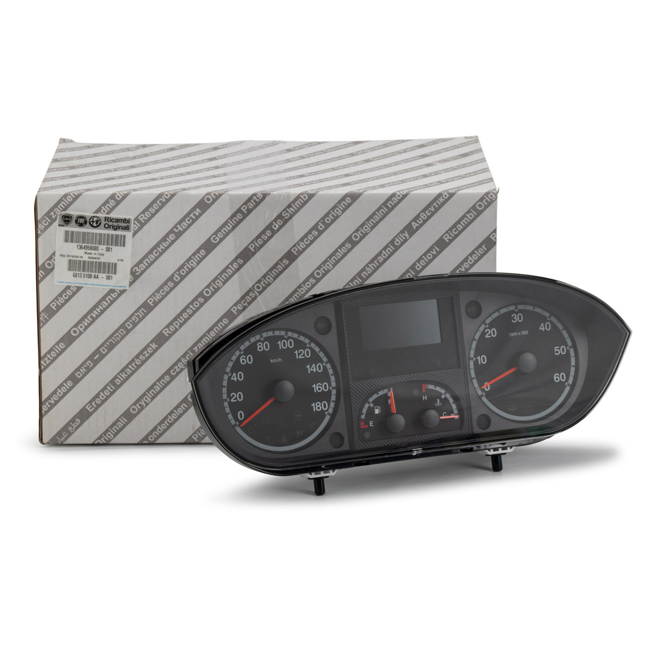 ORIGINAL Fiat Tacho Tachometer Kombiinstrument DUCATO (250 290) 1364958080