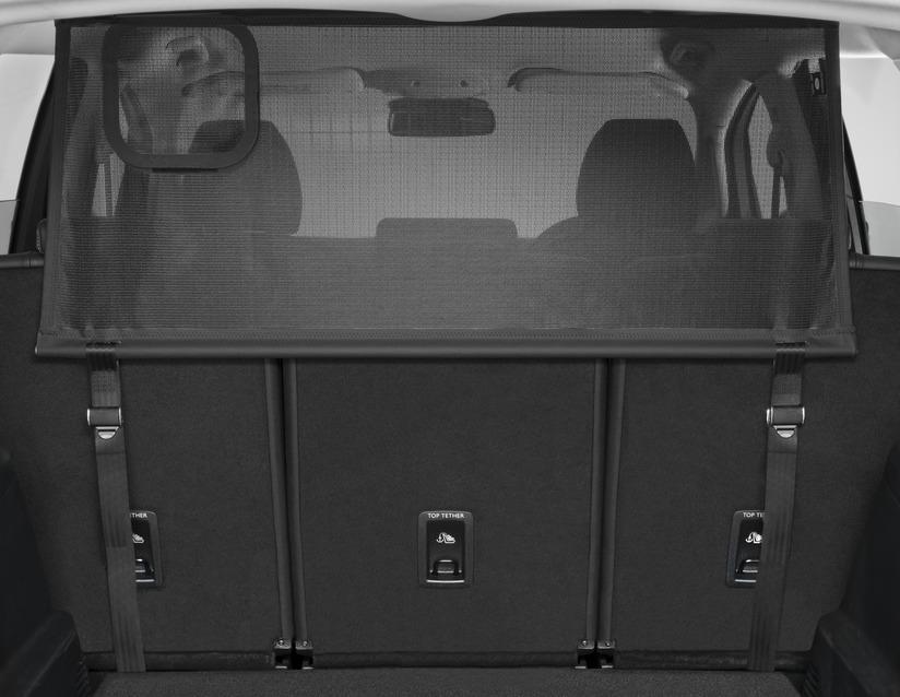 ORIGINAL Ford Kofferraumnetz Gepäcknetz Fangnetz S-MAX ab 01.2015 1899097