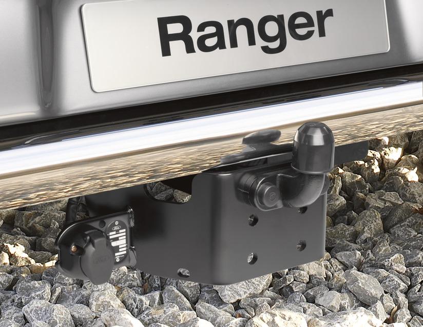 ORIGINAL Ford Anhängerkupplung STARR 1717739 für RANGER mit Allrad 2006-2011