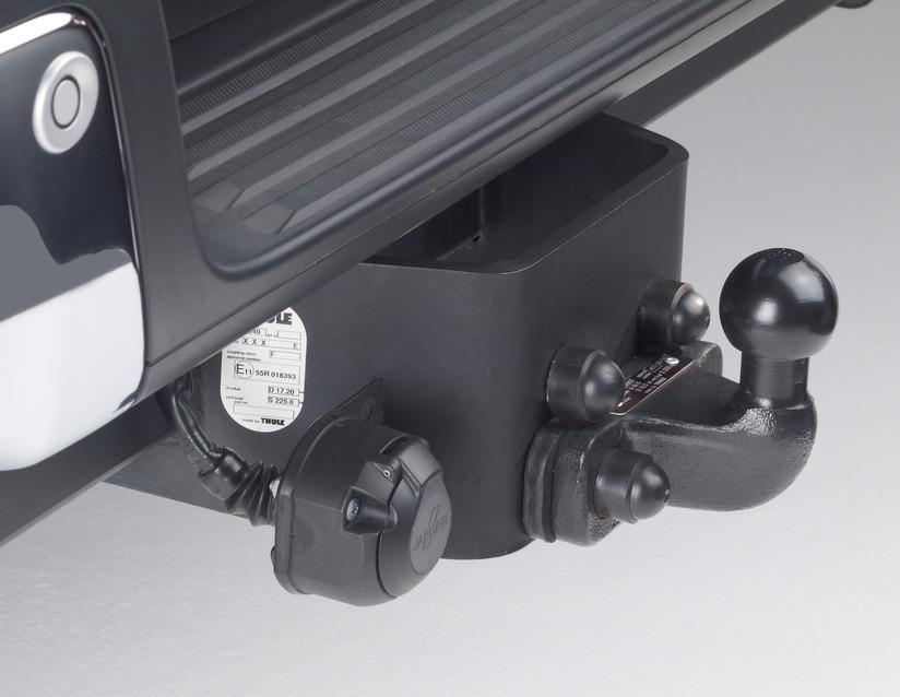 ORIGINAL Ford Anhängerkupplung STARR 1785390 für RANGER ab 2012
