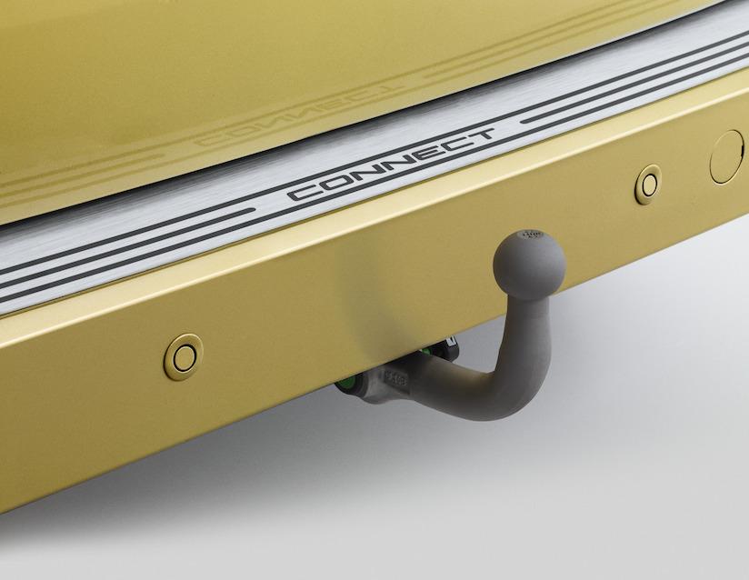 ORIGINAL Ford Anhängerkupplung ABNEHMBAR 2027121 für TOURNEO / TRANSIT CONNECT
