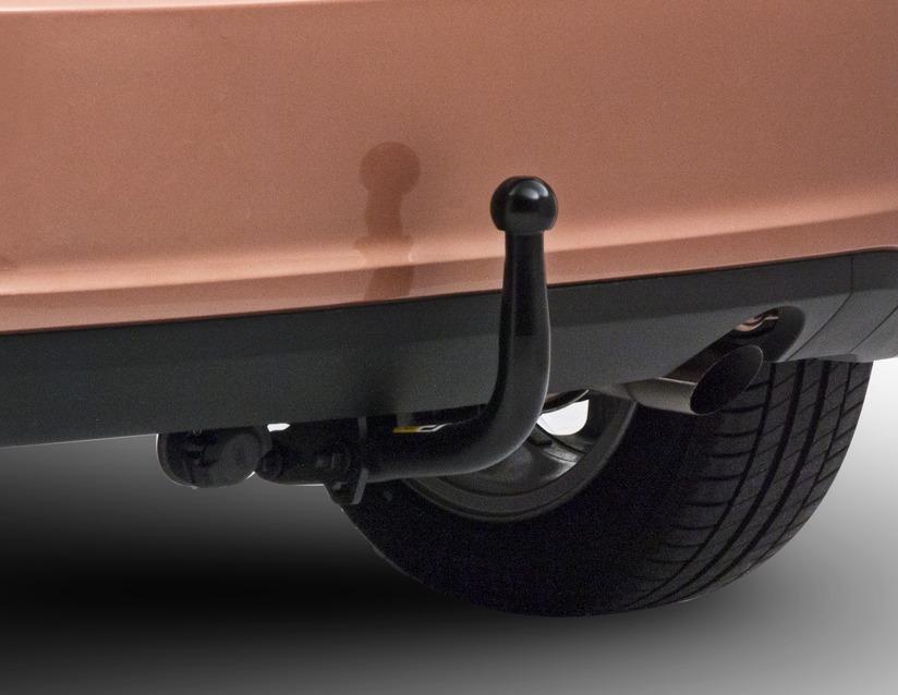 ORIGINAL Ford Anhängerkupplung STARR 2184668 FIESTA VII MK7 ab Bj. 01.2017