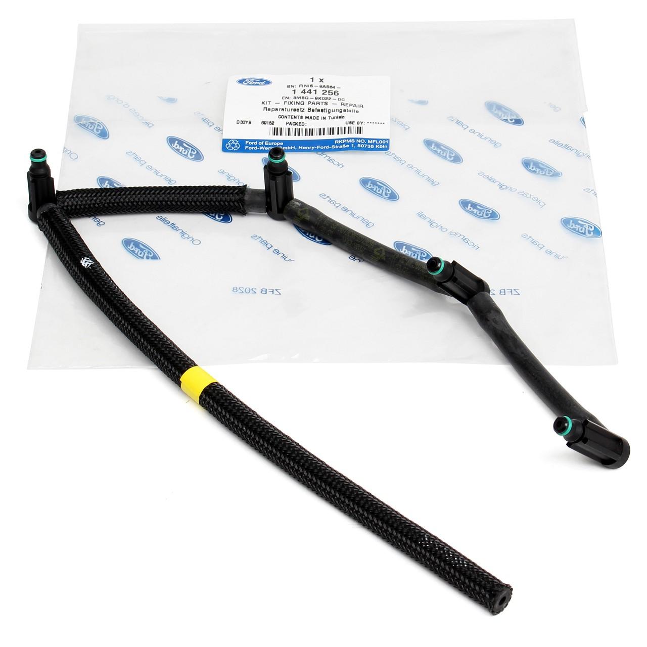 ORIGINAL Ford Anschlussleitung Einspritzventil C-MAX FIESTA FOCUS FUSION 1441256