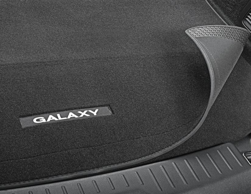 ORIGINAL Ford Gepäckraum-Wendematte Kofferraummatte GALAXY ab 01.2015 1896780