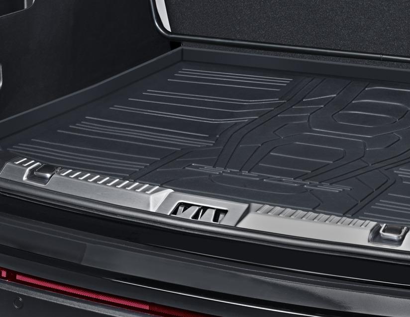 ORIGINAL Ford Anti-Rutsch-Schalenmatte Kofferraumwanne EDGE ab 01.2016 5352007